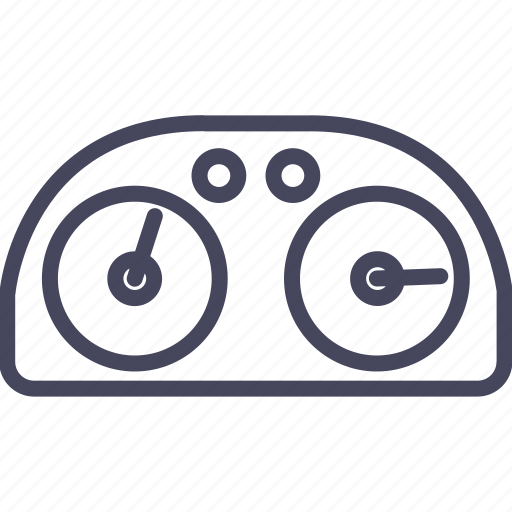 Cars, clock, gauge, part, wsd, cluster icon - Download on Iconfinder
