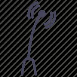 antenna, cars, radio, signal, wsd icon