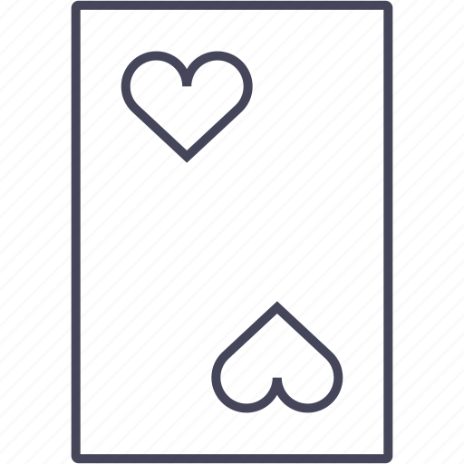 card, casino, gamble, game, hazard, poker, wsd icon