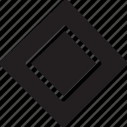 plate, square icon