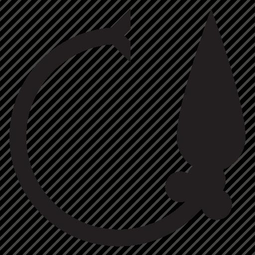arrow, refresh, reload icon