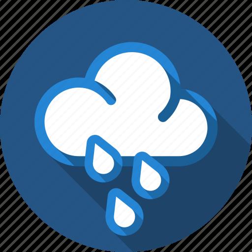 cloud, rain icon