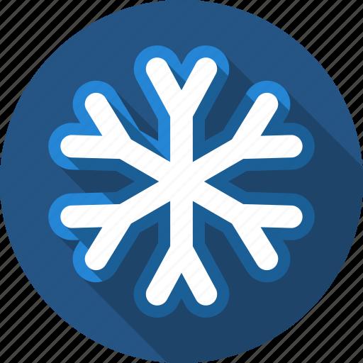 flake, snow, snowball, snowfall, winter icon