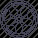 car, model hur, rotiform, tuning, wheels, wsd, wheel icon