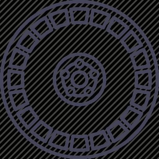 car, model vce, rotiform, tuning, wheel, wheels, wsd icon