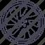 car, model wrw, rotiform, tuning, wheel, wheels, wsd icon