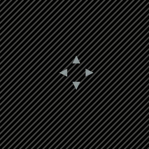 cursor, distinguish, focus, target icon