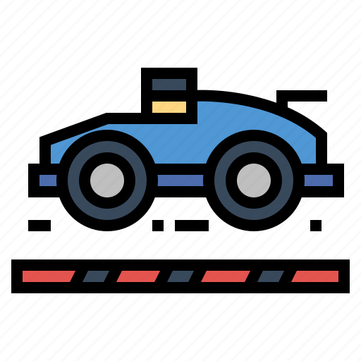 car, game, racing, sport icon