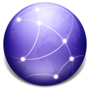 globe, internet, network icon