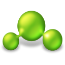 balls, blob, green icon