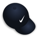 cap, hat, nike icon