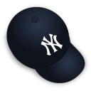 hat, yankee icon