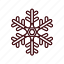 christmas, flake, ice flakes, snow, snow flake, winter, xmas icon