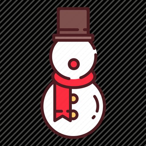 christmas, decoration, snow, snowman, xmas icon