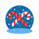 candy, candy cane, cane, christmas, decoration, sweets, xmas icon