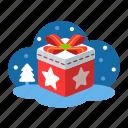 box, christmas, christmas gift, gift, gifts, present, xmas icon