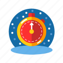 christmas, clock, countdown, new year, stopwatch, watch, xmas icon