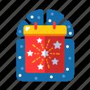box, calendar, calender, christmas, new, new year, new year calendar, xmas, year icon