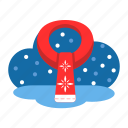 christmas, clothing, garment, scarf, warm, winter, xmas icon