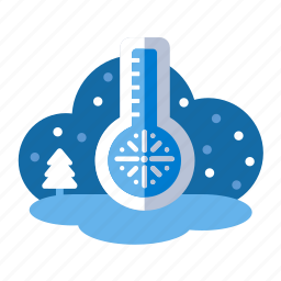 christmas, fahrenheit, freeze, scale, temperature, tempreature, thermometer, xmas icon
