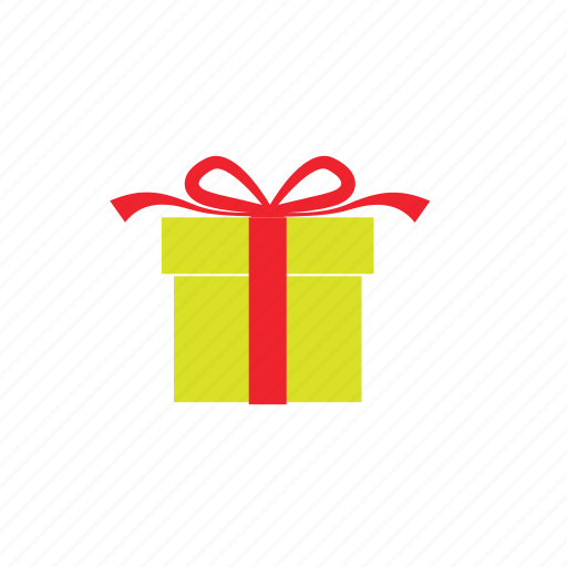 gift, present, ribbon, xmas icon