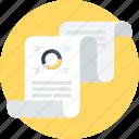 pie graphic, text, list, chart, analysis, analytics, data analytics