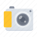 camera, digital, image, photo, photography, picture, video icon
