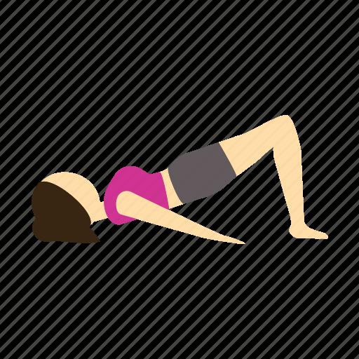 liftup, meditation, pose, yoga icon