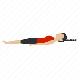 exercise, fitness, gym, health, relaxation, training, yoga icon