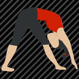 exercise, fitness, health, healthy, slim, training, yoga icon