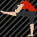 body, fitness, health, meditation, pose, yoga, yogawellness icon