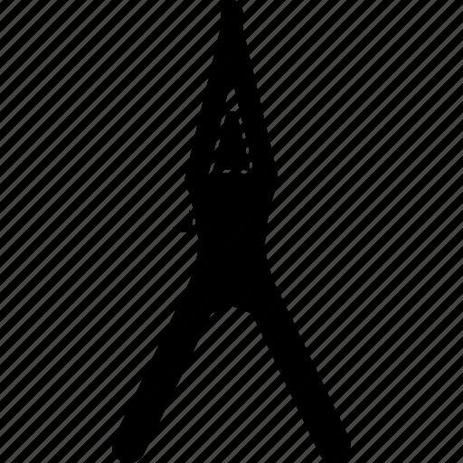 body, stretching, workout, yoga icon