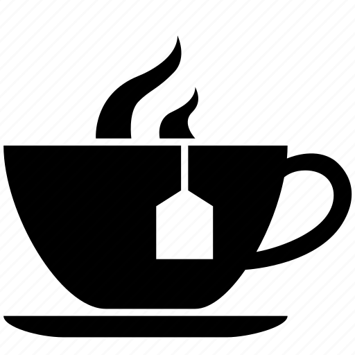 cup, hot, tea icon
