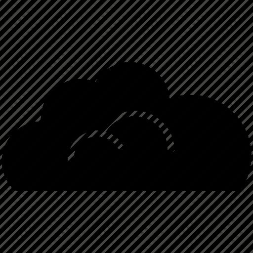 cloud, cloudy, farm, forecast, storage, weather, yumminky icon