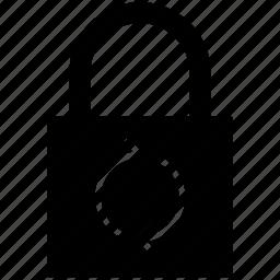 lock, locked, pc, recovery, refresh, reload, yumminky icon