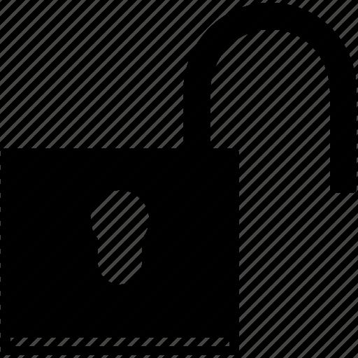 lock, login, password, pc, unlocked, unsafe, yumminky icon
