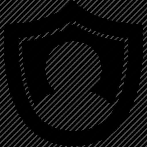 guard, login, pc, profile, secure, shield, yumminky icon
