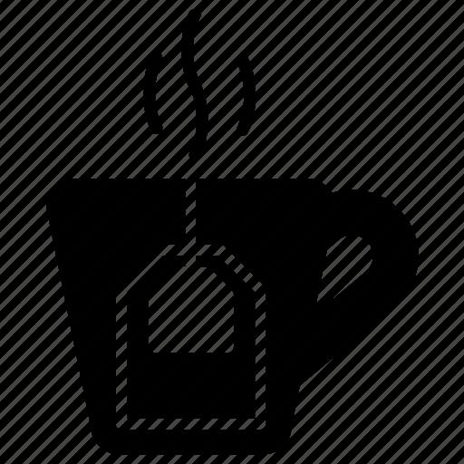 cup, drink, hot, restaurant, tea, tea house, yumminky icon