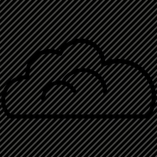 cloud, dusk, farm, forecast, sky, weather, yummy icon