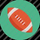 american, ball, football, game, play, sport, sports, usa icon