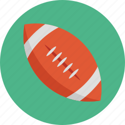 american, ball, football, game, play, sport, sports, usa icon