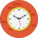 clock, date, day, schedule, time, watch icon