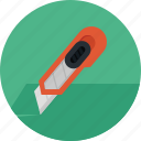 cut, cutter, design, graphic, scissors, tool icon