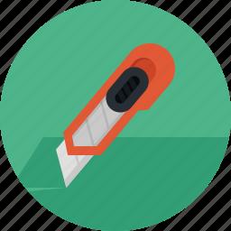 cut, cutter, design, graphic, scissors, tool icon