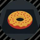 cake, donut, food, restaurant, sweet icon