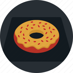 cake, donut, food, restaurant, sweet icon