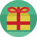 gift, box, christmas, package, winter