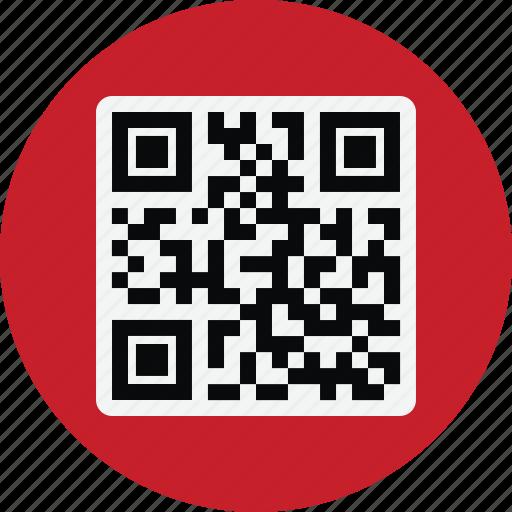 code, qr, qr code, quick, response icon