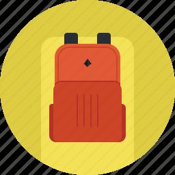 bag, education, learning, school, study icon