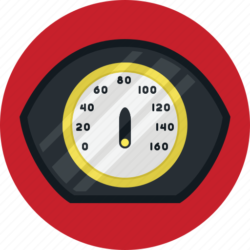 dashboard, measure, measurement, meter, performance, speed, speedometer icon